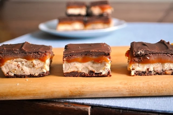 Snickers Fudge seriously addicting!